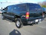 2001 Chevrolet Silverado 2500HD LS Crew Cab 4x4 Data, Info and Specs