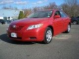 2008 Barcelona Red Metallic Toyota Camry SE #41177320