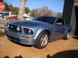 2006 Ford Mustang Windveil Blue Metallic