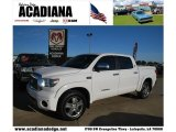2008 Super White Toyota Tundra Limited CrewMax #41177332