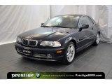 2001 Orient Blue Metallic BMW 3 Series 330i Convertible #41177101
