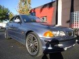 2001 Steel Blue Metallic BMW 3 Series 330i Sedan #41177882