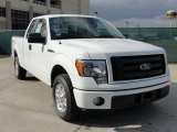 2010 Oxford White Ford F150 STX SuperCab #41177356