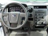 2010 Ford F150 STX SuperCab Dashboard