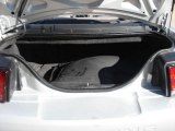 2002 Ford Mustang V6 Convertible Trunk
