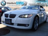 2008 Alpine White BMW 3 Series 335xi Coupe #41177153