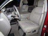 2008 Dodge Ram 3500 Laramie Mega Cab 4x4 Dually Khaki Interior