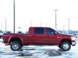 2008 Dodge Ram 3500 Laramie Mega Cab 4x4 Dually Exterior