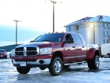 2008 Dodge Ram 3500 Laramie Mega Cab 4x4 Dually Data, Info and Specs
