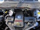 2008 Dodge Ram 3500 Laramie Mega Cab 4x4 Dually 6.7 Liter Cummins OHV 24-Valve BLUETEC Turbo-Diesel Inline 6-Cylinder Engine