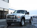 2008 Ford F250 Super Duty XLT SuperCab 4x4 Data, Info and Specs