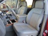2007 Dodge Ram 3500 Laramie Mega Cab 4x4 Dually Khaki Interior