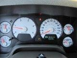 2007 Dodge Ram 3500 Laramie Mega Cab 4x4 Dually Gauges