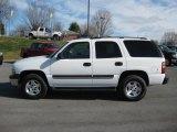 2004 Summit White Chevrolet Tahoe LS 4x4 #41177174