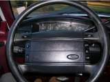 1996 Ford F150 XLT Extended Cab Steering Wheel