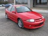 2003 Victory Red Chevrolet Cavalier LS Sport Sedan #41177413