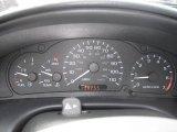 2003 Chevrolet Cavalier LS Sport Sedan Gauges