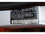2008 Titanium Silver Metallic BMW 3 Series 335i Coupe #41177466
