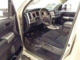 2008 Toyota Tundra SR5 TRD CrewMax Black Interior