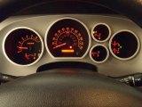 2008 Toyota Tundra SR5 TRD CrewMax Gauges