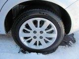 2010 Chevrolet Cobalt XFE Sedan Wheel