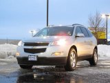 2010 Chevrolet Traverse LT AWD Data, Info and Specs