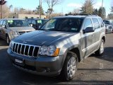 2008 Mineral Gray Metallic Jeep Grand Cherokee Limited 4x4 #41237975