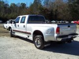 2004 Ford F450 Super Duty Silver Metallic