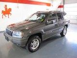 2002 Graphite Metallic Jeep Grand Cherokee Laredo 4x4 #41237547