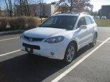 2008 White Diamond Pearl Acura RDX Technology #41238209