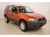 2006 Blazing Copper Metallic Ford Escape XLS #41238228