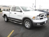 2011 Dodge Ram 1500 SLT Outdoorsman Quad Cab Data, Info and Specs