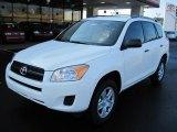 2011 Super White Toyota RAV4 I4 #41238020