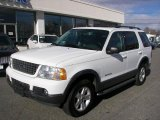 2004 Oxford White Ford Explorer XLT 4x4 #41237795