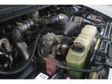 2000 Ford F250 Super Duty Lariat Crew Cab 4x4 7.3 Liter OHV 16-Valve Power Stroke Turbo Diesel V8 Engine