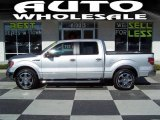 2010 Ingot Silver Metallic Ford F150 Lariat SuperCrew #41238051