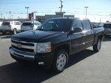 2011 Black Chevrolet Silverado 1500 LT Crew Cab #41238305