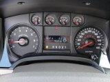 2010 Ford F150 STX SuperCab Gauges