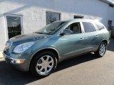 2010 Silver Green Metallic Buick Enclave CXL AWD #41237644