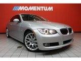2008 Titanium Silver Metallic BMW 3 Series 328i Coupe #41238095