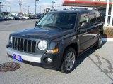 2007 Steel Blue Metallic Jeep Patriot Limited 4x4 #41238103