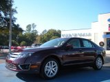 2011 Bordeaux Reserve Metallic Ford Fusion SEL V6 #41237698