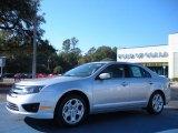 2011 Ingot Silver Metallic Ford Fusion SE #41237703