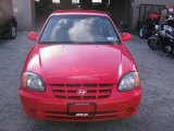 2004 Hyundai Accent GL Sedan