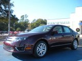 2011 Bordeaux Reserve Metallic Ford Fusion SEL #41300605