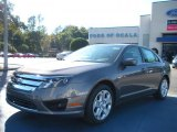 2011 Sterling Grey Metallic Ford Fusion SE #41300606