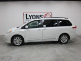 2011 Super White Toyota Sienna Limited #41300354
