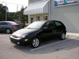 2004 Pitch Black Ford Focus ZX3 Coupe #41306