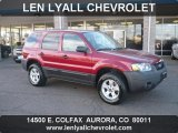 2006 Redfire Metallic Ford Escape XLT V6 4WD #41300643