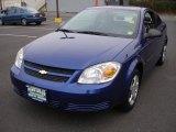 2007 Laser Blue Metallic Chevrolet Cobalt LS Coupe #41300409